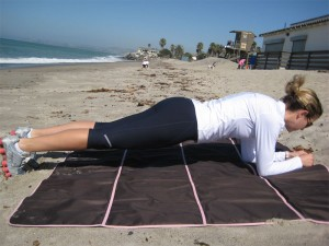 plank end 300x225 Belly after birth? The best exercises to get back in shape