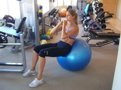 Gabby Reece S Easy Breezy Workout For Home Or Gym Breezy