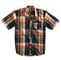 Short sleeve plaid from Swell, $34.95