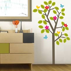 tree Kids Room Decor: Owl You Doing?