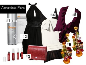 Sample picks for this week from Alexandra's blog. Click on the image for prices and details.