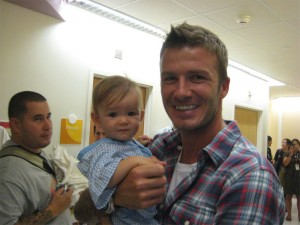 beckham 01 300x225 Your Daughter has Cancer: 4 Words You Never Expect to Hear Plus: Advice from a Pediatrician and Pediatric Oncologist