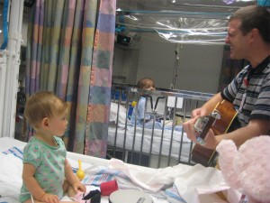 music therapy 300x225 Your Daughter has Cancer: 4 Words You Never Expect to Hear Plus: Advice from a Pediatrician and Pediatric Oncologist