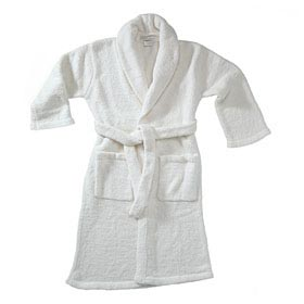 Purchase this grown up robe and make two people happy--the woman you're giving it too, and yourself because you'll be getting a stellar deal.