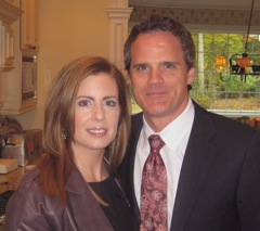 Martha & costar michaelpark