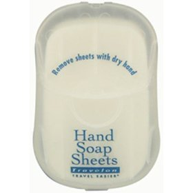 soap sheets Holiday Travel Must Haves