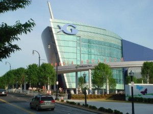Who would've thought that Atlanta would be home to the world's largest aquarium?