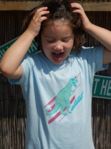 dinos 223x300 Kids Tees To Get You Laughing
