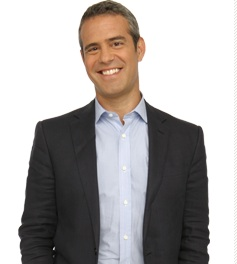 andy Bravo TV's Andy Cohen Talks Refereeing The Real Housewives