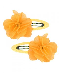 f21 flower barrette 246x300 Your Go To Outfit: Sunday Brunch