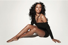 mel front Mel B on Posh Playdates and More