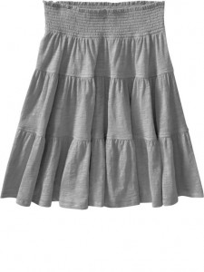 old navy skirt 225x300 Your Go To Outfit: Sunday Brunch