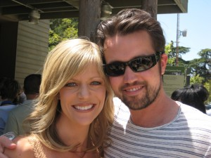 PAM event 036 300x225 Its a Boy for Always Sunny in Philadelphia Stars Kaitlin Olson and Rob McElhenney