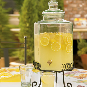 lemonade Delish Dish: Mothers Day Lemonade