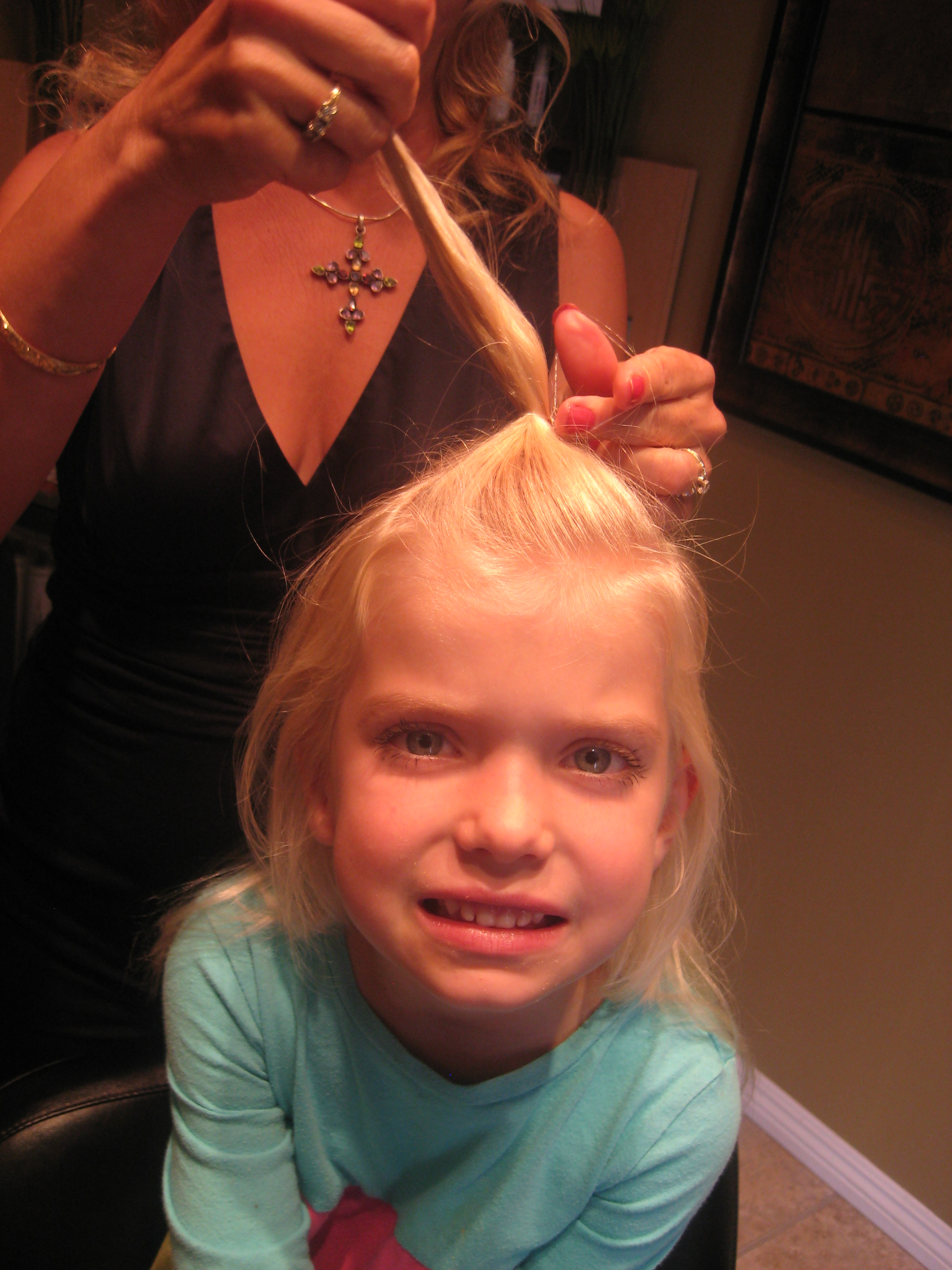 How To Hairstyles For Little Girls