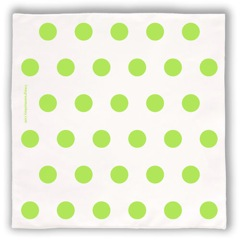 Polkadot Napkins LG How to Pack a Paperless Lunch