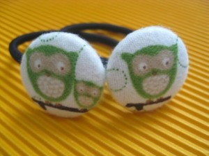 owls 300x224 Cute Girls Hair Accessories