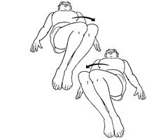 Picture 6 Postpartum Exercises for the C Section Mama