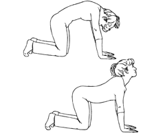 Picture 7 Postpartum Exercises for the C Section Mama