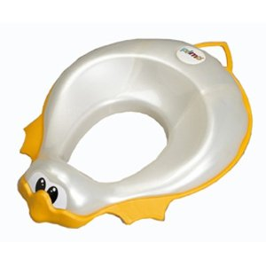 duck potty Bring on the Potty! 5 Seats to get Toilet Training Started