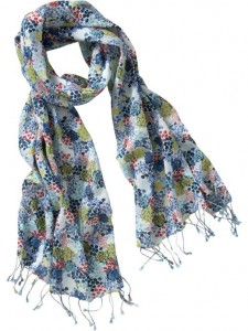 scarf 225x300 Your Spring Wardrobe Essentials   6 for $75.00