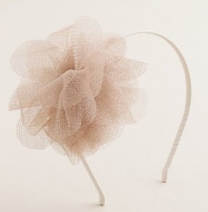 flower headband 295x300 Cant Miss Styles for Your Little Girl