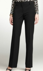 curvy straight leg pants 182x300 What to Wear to Your Reunion