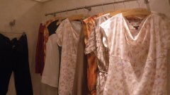 dressing room What to Wear to Your Reunion