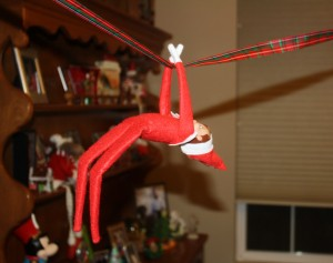 IMG 7339 300x237 Elf on the Shelf: New Ideas for an Old Trick