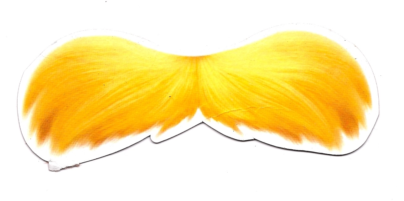 Lorax Mustache Template | HD Walls | Find Wallpapers