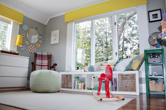 cornice childs room 5 Easy Ways to Spruce Up Your Home, Nursery & Childs Bedroom
