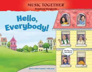 HelloEverybodyCover Sponsored: Music Together Introduces Singalong Storybooks!