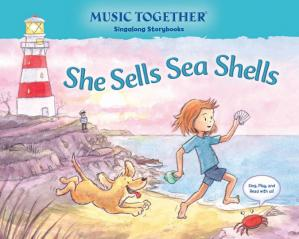 SheSellsSeaShellsCover Sponsored: Music Together Introduces Singalong Storybooks!