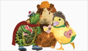 Wonderpets2 Daytripping: Kid Friendly Destinations in Minneapolis/St.Paul, Minnesota