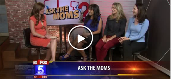chelsea gladden fox5news Video: Advice on Chores, Soda, Mean Moms, Potty Training & More!