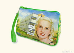 cosmetic bags i love not camping For the Woman With a Sense of Humor