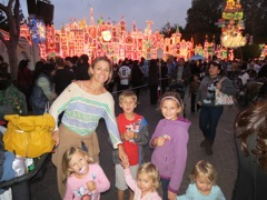 smallworld at night 20 Disneyland Tips Every Mom Should Know