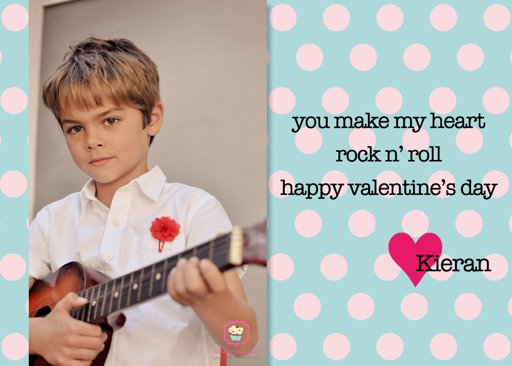 kieran valentine The Sweetest Of Valentines