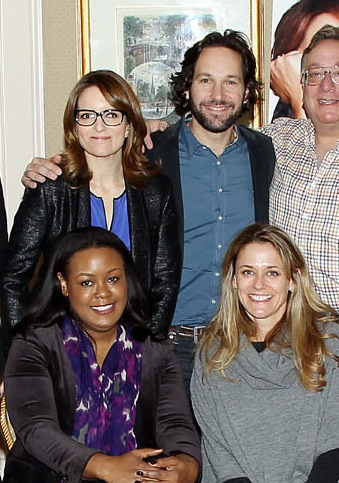 Parent Blogger Conference Group Photo Lo Res Exclusive! Tina Fey Talks Mom Blogs Plus! Paul Rudd