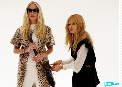 mom fashion advice Exclusive! Rachel Zoe Talks Common Style Mistakes Moms Make
