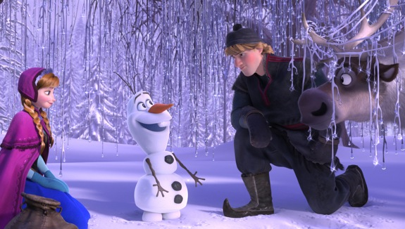 movie review frozen Movie Review for Disneys Frozen