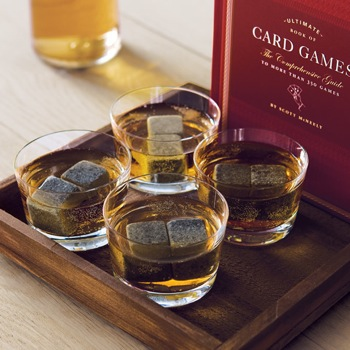 1206 Whiskey and Cards L Last Minute Gift Ideas