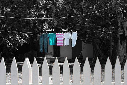 Clothes on a Clothes Line 7847509312 Question of the Day: My Child Keeps Wetting the Bed    and Himself!