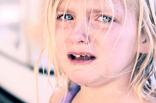 512px Crying child with blonde hair Question of the Day: How do I get my child to stop complaining and whining?