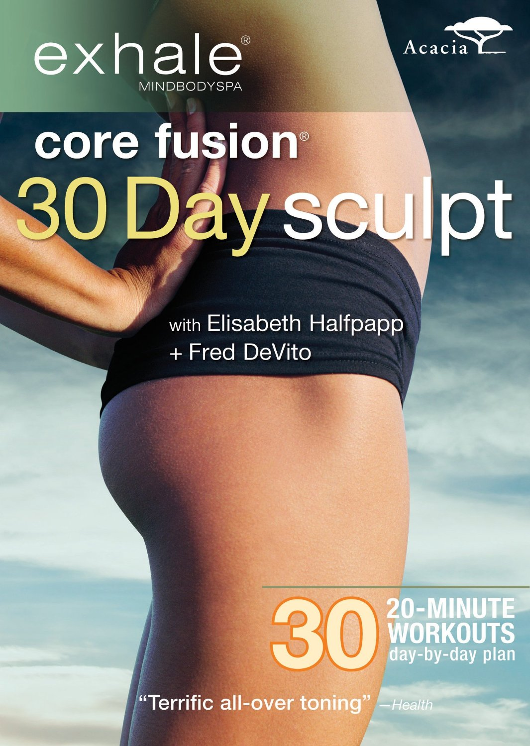 91gLIB40neL. SL1500  3 Twenty Minute Workout DVDs