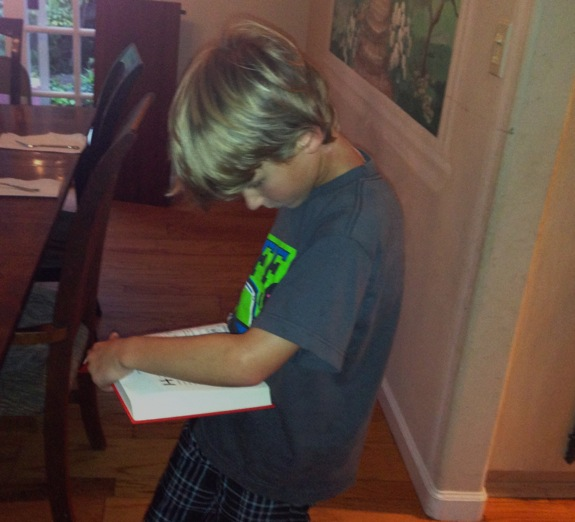 son to read 5 Ways to Get Your Son Excited About Reading