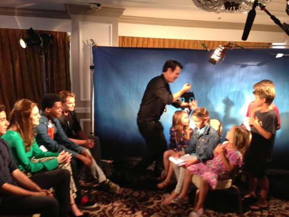 Earth to Echo cast interview