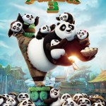 Kung Fu Panda Returns! AND teams up with Yogurtland!