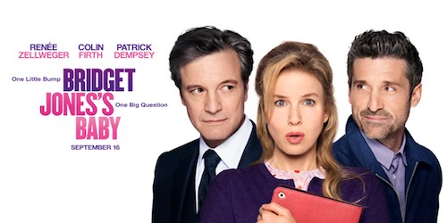 The NEW Bridget Jones Movie is (almost) here!