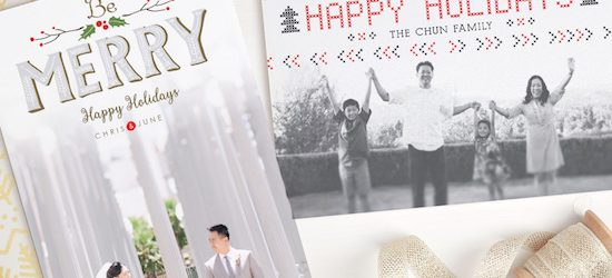 Sponsored: Design Your Holiday Cards Your Way with Basic Invite